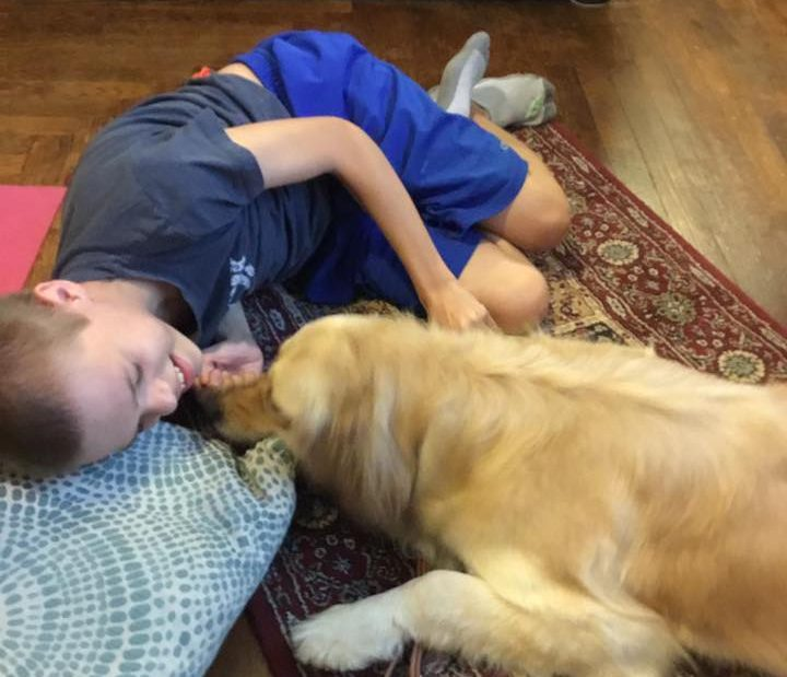 The Long Journey to GiGi – Evan's Service Dog