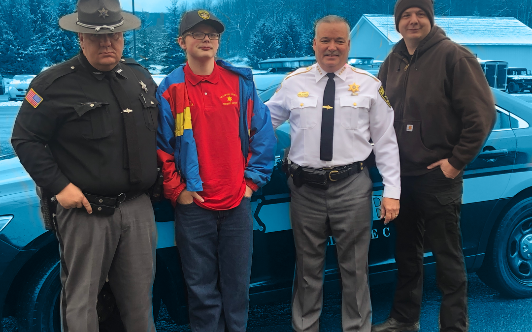 Honorary Deputy Follows Dream to Better his Community