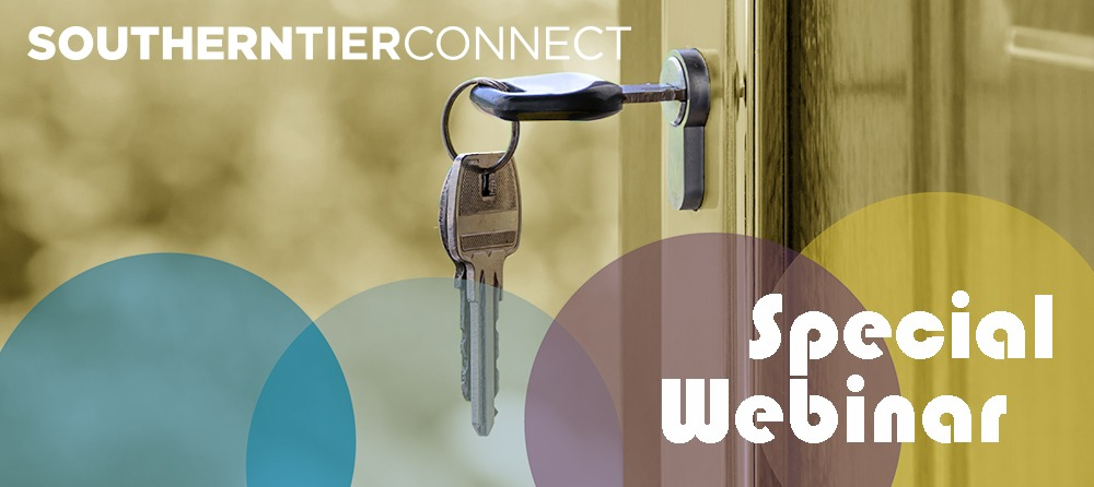 """picture of a key in a lock with the text """"special webinar"""" overlaid"""